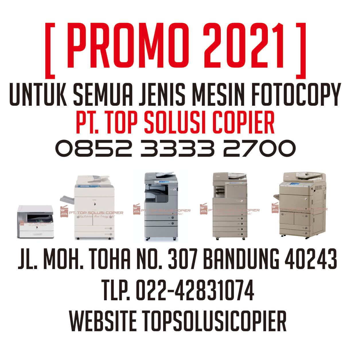 mesin fotocopy murah 2021