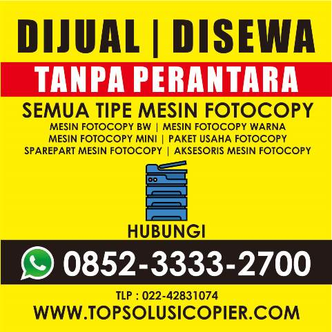 paket usaha fotocopy termurah