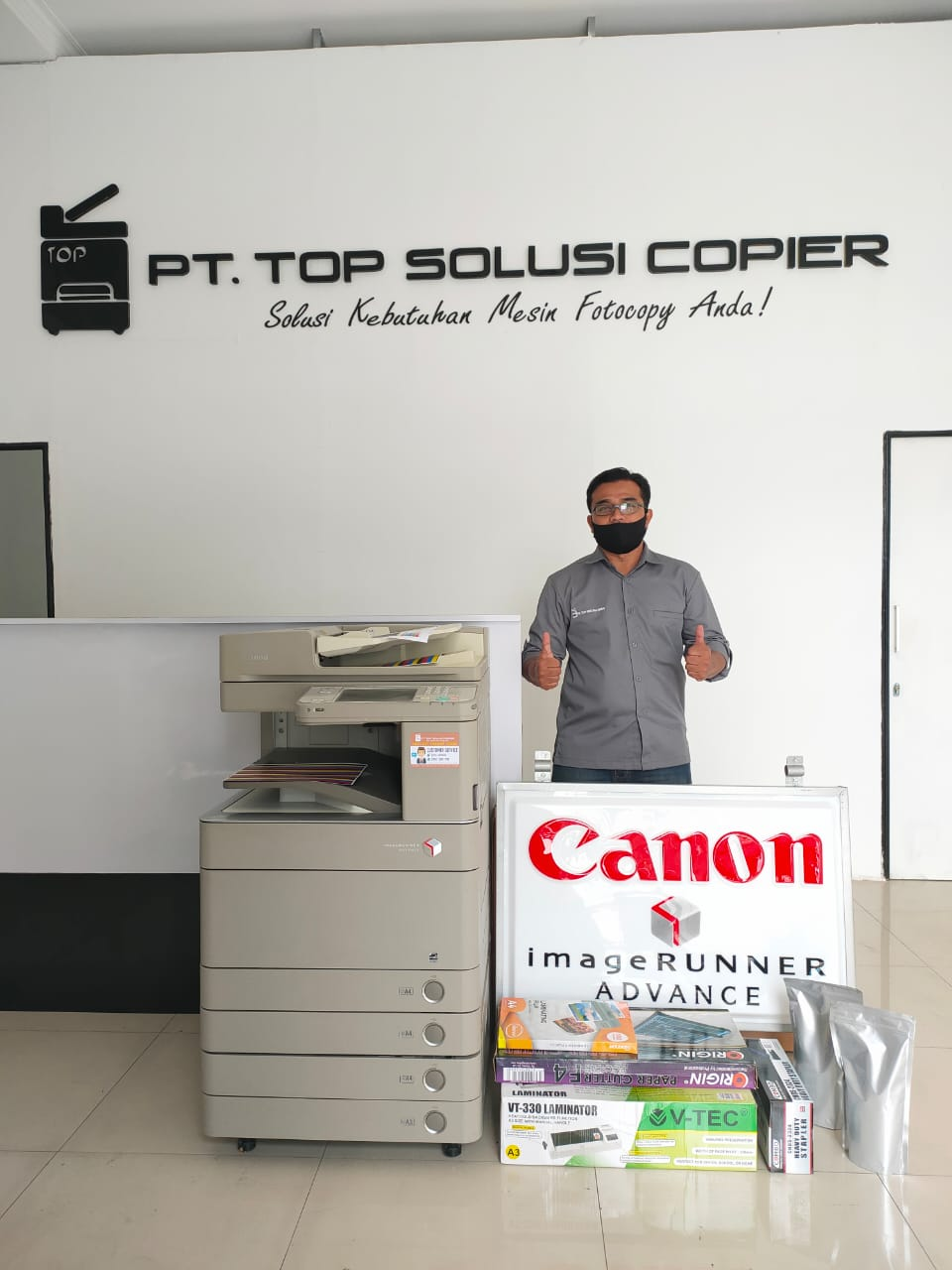 paket usaha fotocopy murah cimahi